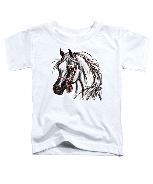 My Arabian Horse Toddler T-Shirt