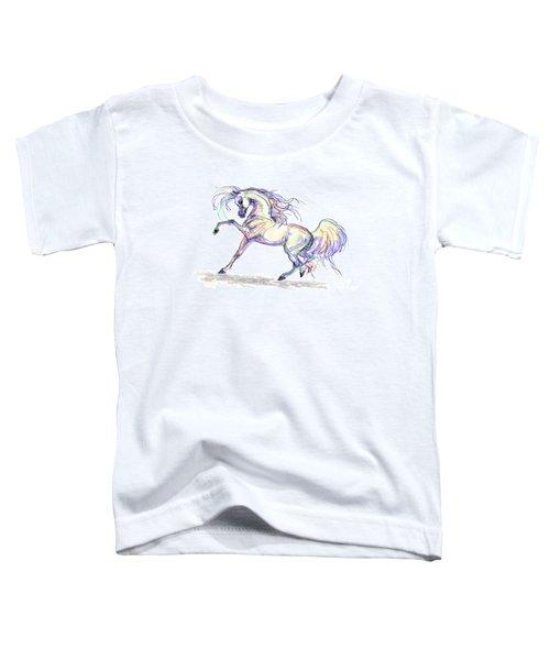 Arabian Stallion Talk Toddler T-Shirt