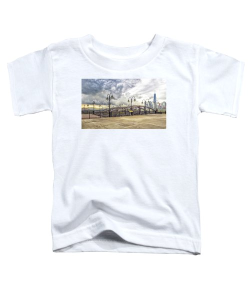 Arc To Freedom One Tower Image Art Toddler T-Shirt