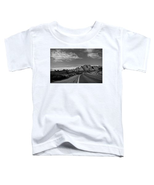 Arches Road Toddler T-Shirt