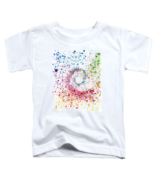 Archimedes Chiral Toddler T-Shirt
