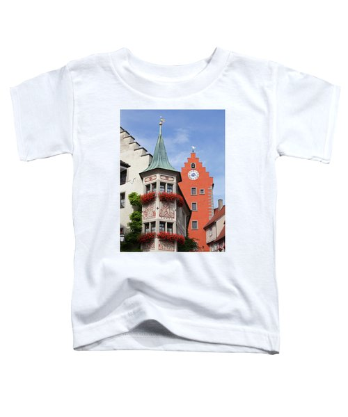Architectural Details In Old City Toddler T-Shirt