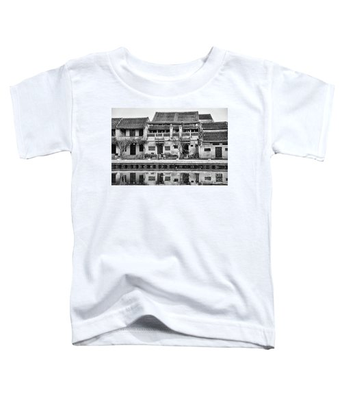 Architecture Ancient Hoi An  Toddler T-Shirt