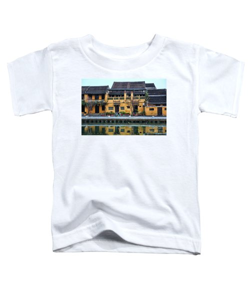Architecture Ancient Town Hoi An Toddler T-Shirt