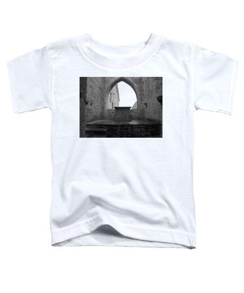 Ardfert Cathedral Toddler T-Shirt
