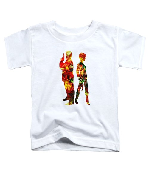 Armed Toddler T-Shirt