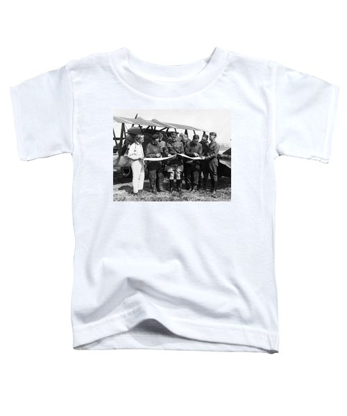 Army Air Service Pilots Toddler T-Shirt