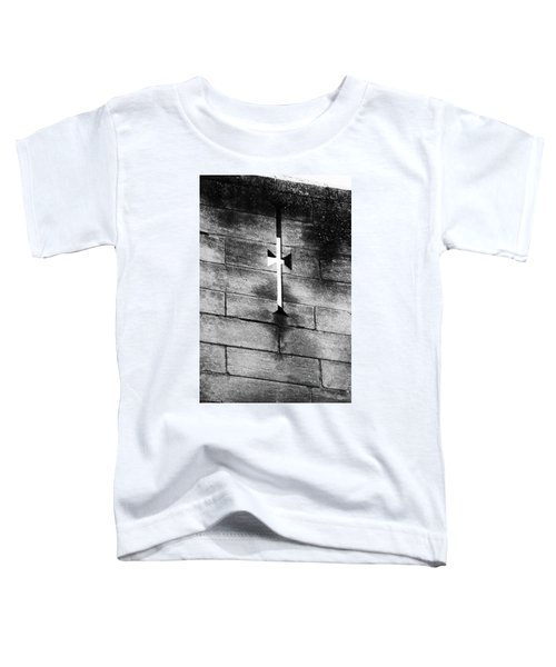 Arrow Slit Toddler T-Shirt