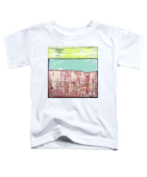 Art Print Abstract 19 Toddler T-Shirt
