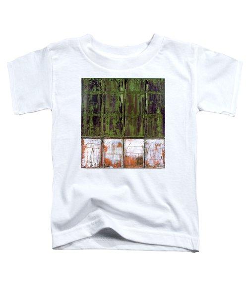 Art Print Matchday Toddler T-Shirt