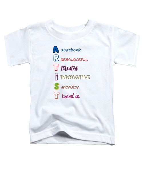 Artist Analogy Toddler T-Shirt