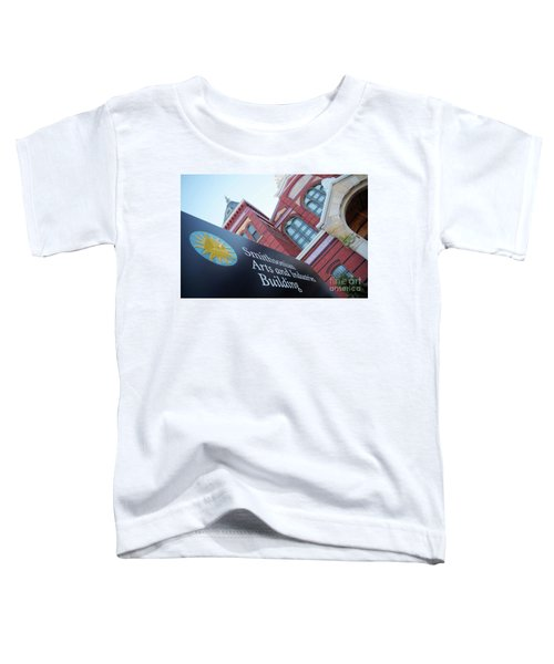 Arts And Industry Museum  Toddler T-Shirt