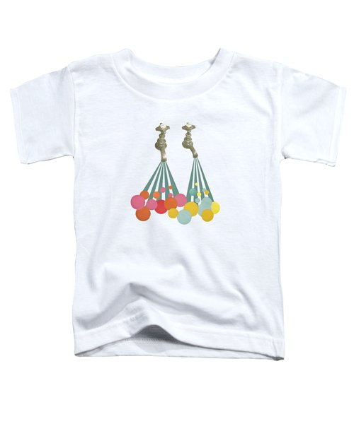 Soapsuds Toddler T-Shirt