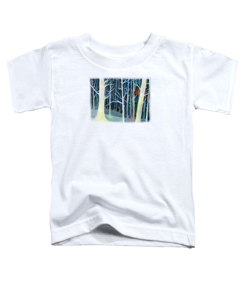 Quiet Moment Toddler T-Shirt by Hailey E Herrera