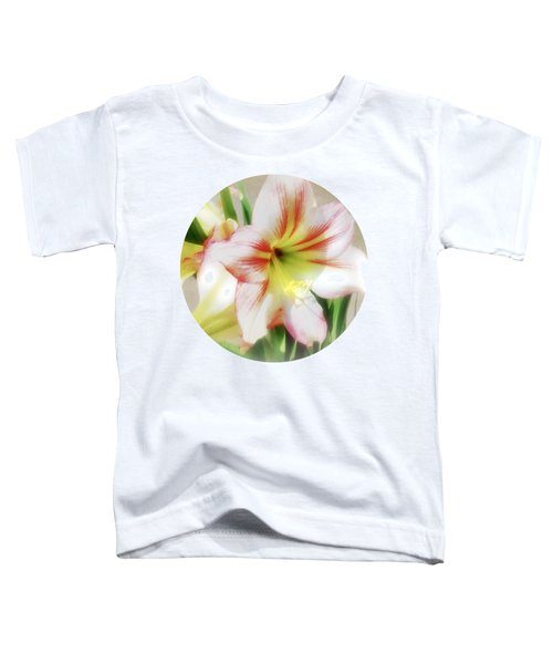 Amaryllis By Morning Toddler T-Shirt