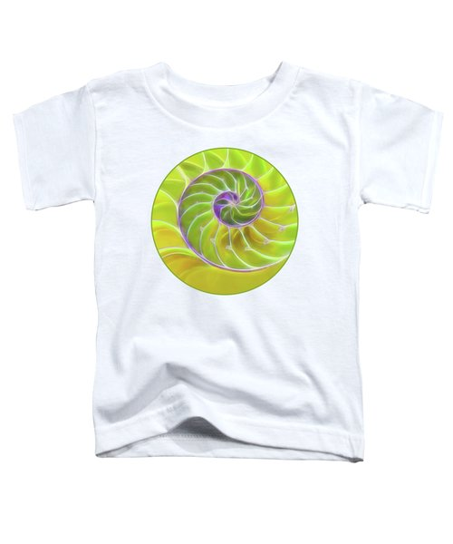 Fresh Spiral Toddler T-Shirt