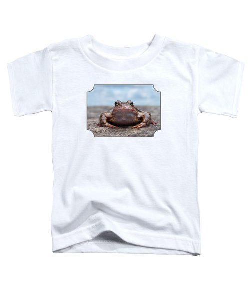 Leaving Home Toddler T-Shirt by Gill Billington