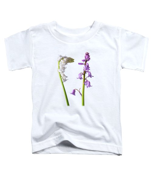 Whitebells Pinkbells Toddler T-Shirt