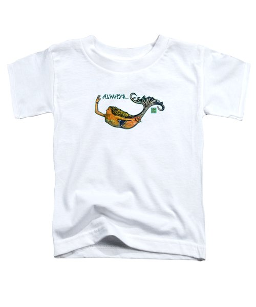 Mermaid Toddler T-Shirt