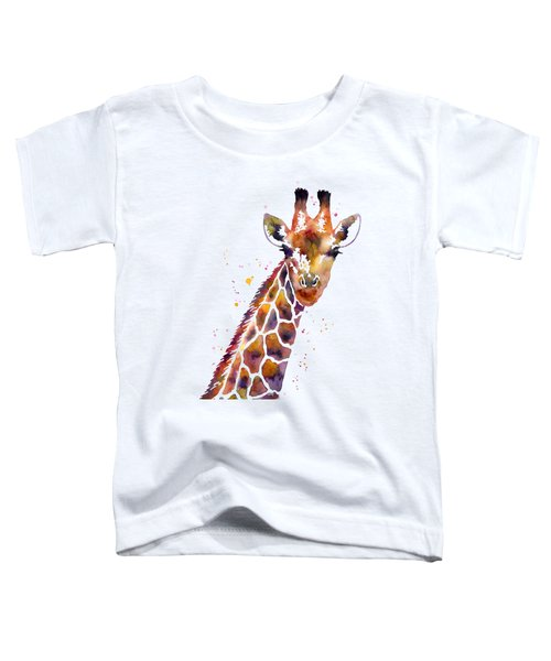 Giraffe Toddler T-Shirt