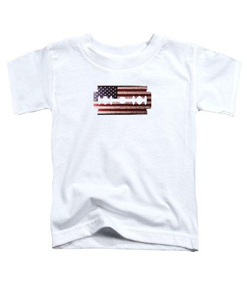 American Razor Toddler T-Shirt