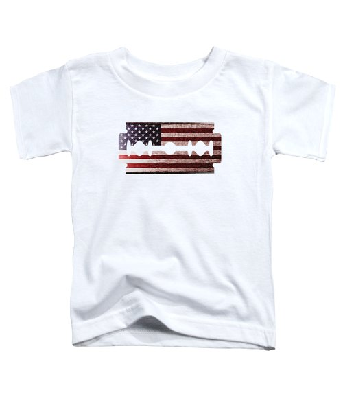 American Razor Toddler T-Shirt