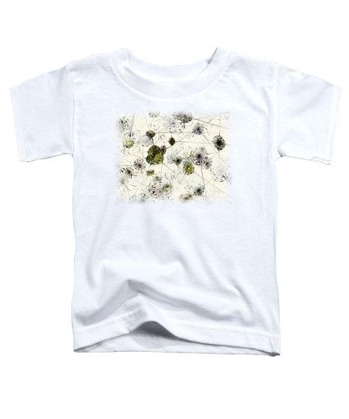 Neural Network Toddler T-Shirt by Anastasiya Malakhova