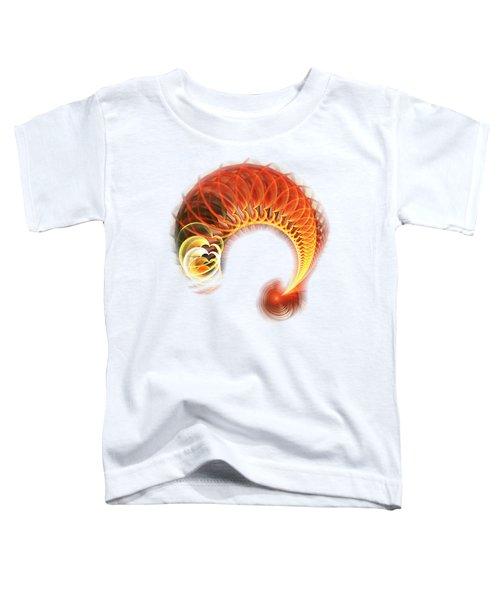 Heart Wave Toddler T-Shirt