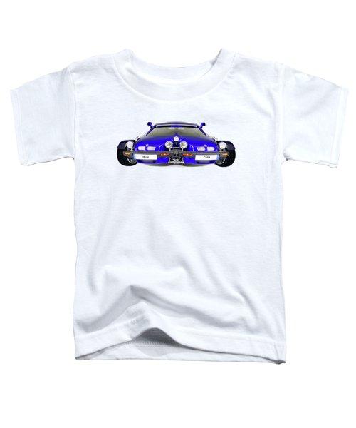 Dual Ghia Toddler T-Shirt