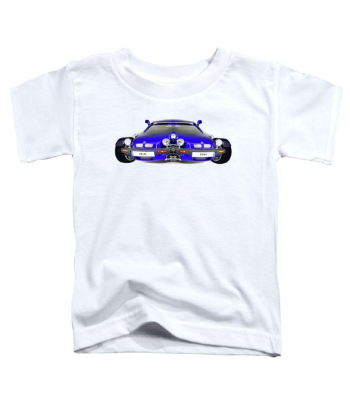 Dual Ghia Toddler T-Shirt