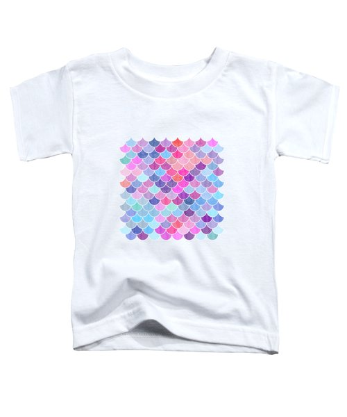 Lovely Pattern Toddler T-Shirt