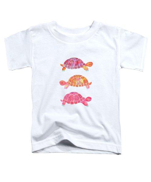 Turtles Toddler T-Shirt