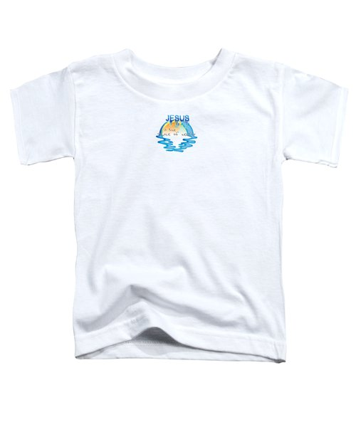 Source Of Water Toddler T-Shirt