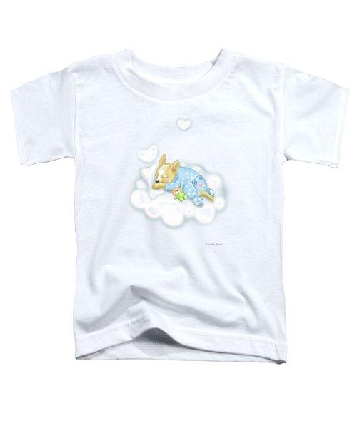 Chihuahua Zoe Baby Toddler T-Shirt