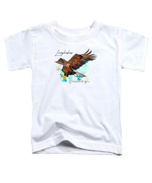 Renewed Like The Eagle's Toddler T-Shirt