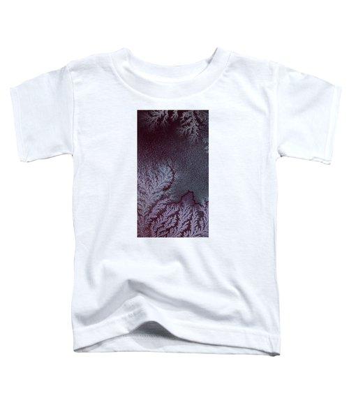Ammonium Chloride Crystal Toddler T-Shirt