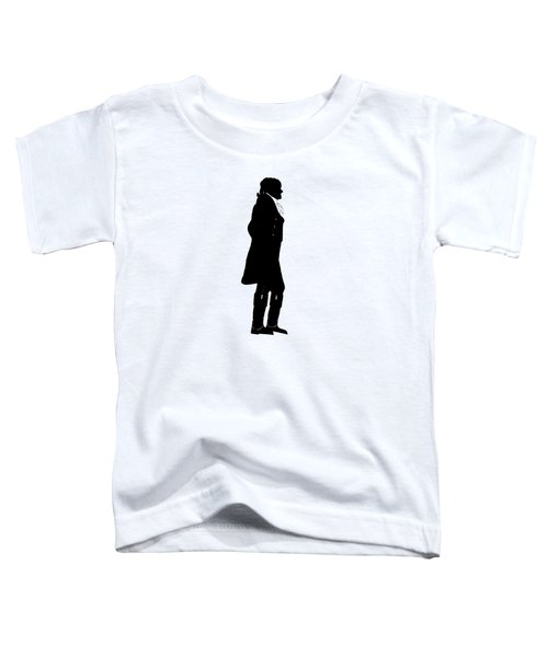 The Jefferson Toddler T-Shirt