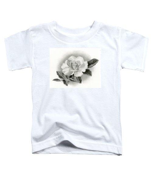Vintage Rose Toddler T-Shirt