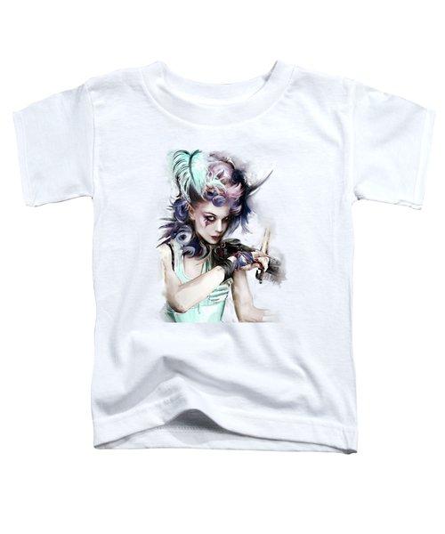 Emilie Autumn Toddler T-Shirt