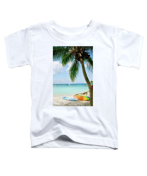Aruban Oasis Toddler T-Shirt