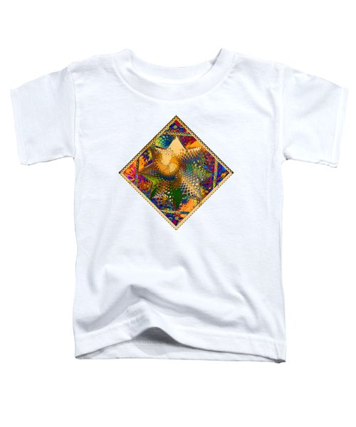 As Psychedelic As Possible Toddler T-Shirt