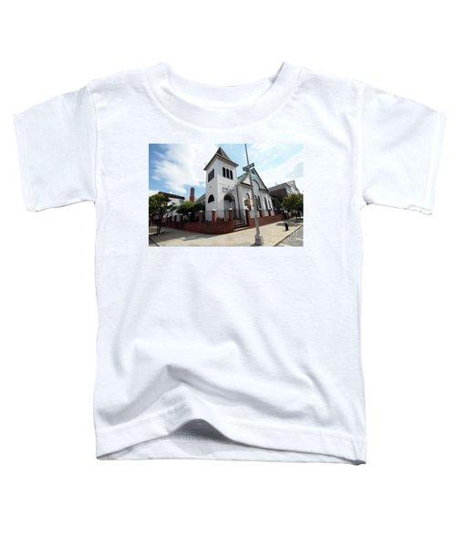Asamblea Evangelica Evergreen Church Toddler T-Shirt