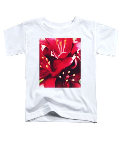 Asiatic Lilies Toddler T-Shirt