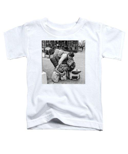 Bag Lady Toddler T-Shirt
