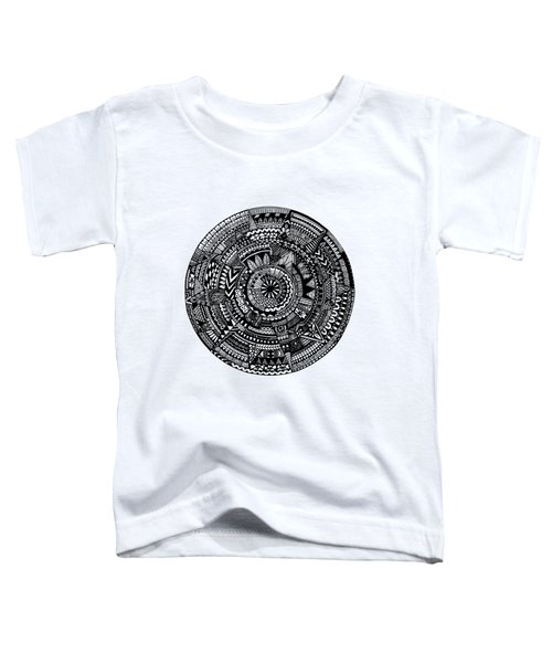 Asymmetry Toddler T-Shirt