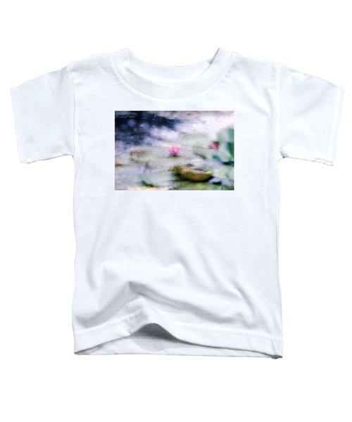 At Claude Monet's Water Garden 12 Toddler T-Shirt