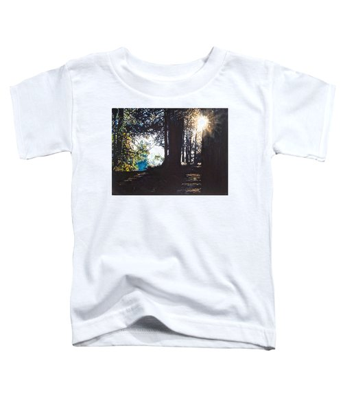 At Sunset Toddler T-Shirt