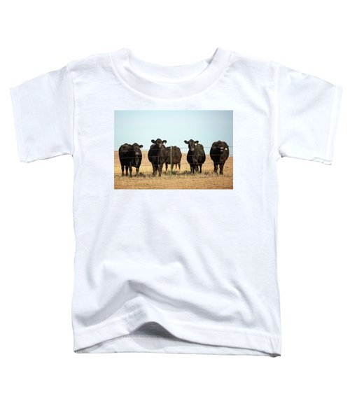 At The Fence Toddler T-Shirt