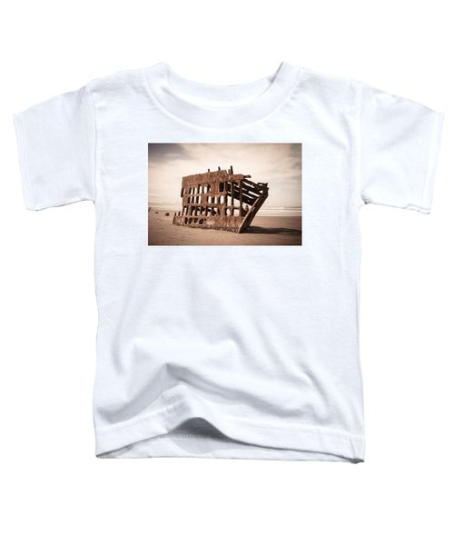 At The Helm Toddler T-Shirt