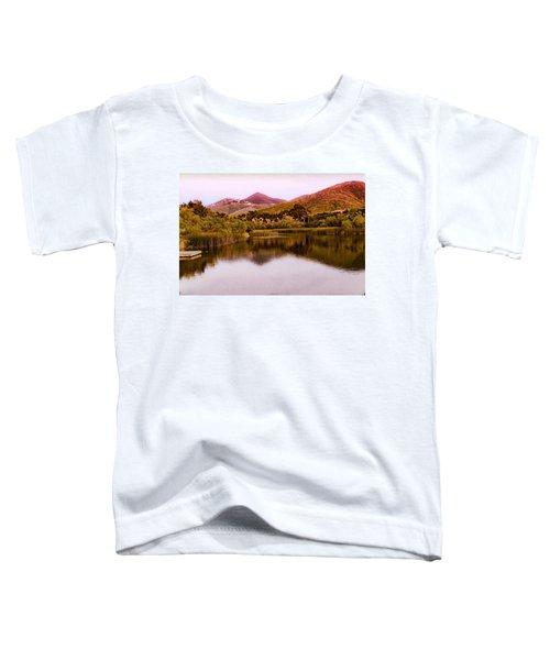 At The Lake Toddler T-Shirt